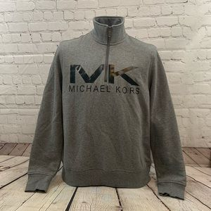 Michael Kors mens pullover sweater size large